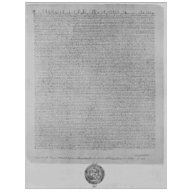 The Legacy of Magna Carta in Australia