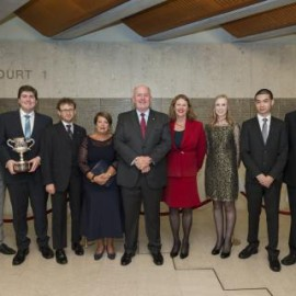 CEFA Governor General's Essay Prize on Magna Carta