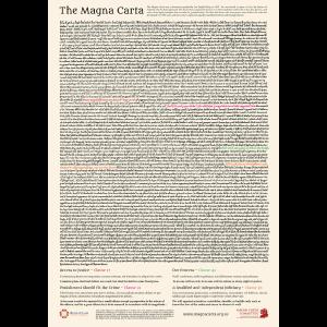 MagnaCartaPosterSquare