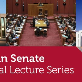 Magna Carta Lecture at the Australian Senate