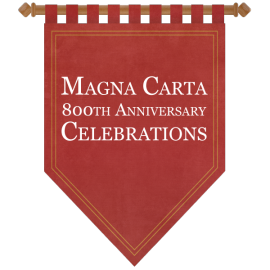 Happy 800th Anniversary Magna Carta!