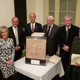 Tasmanian Parliament Magna Carta Celebrations