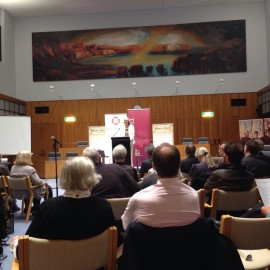 Magna Carta Symposium at the Australian Senate